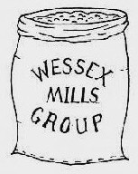 Wessex Mills Group sack logo